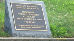 Point Marion Cemetery
