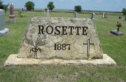 Rosette Cemetery