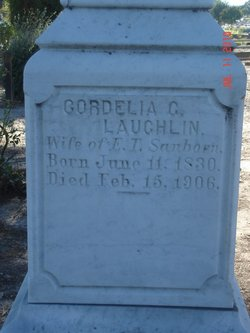 Cordelia Gertrude <i>Bixby</i> Laughlin