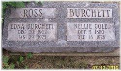 Bertha Nellie <i>Cole</i> Burchett