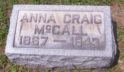 Anna Cecelia <i>Craig</i> McCall