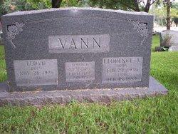 Florence A Vann