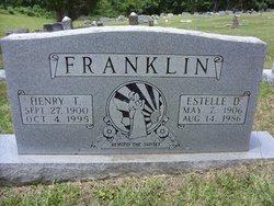 Henry Thomas Franklin