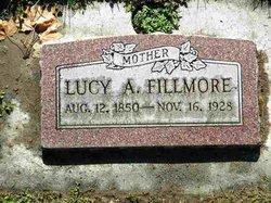 Lucy A. <i>Lamb</i> Fillmore