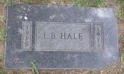 Insall Bailey I.B. Hale