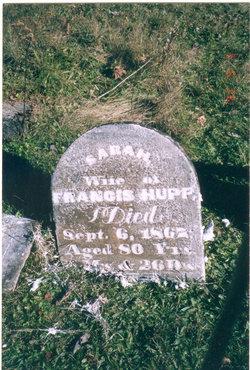 Sarah <i>Hesson</i> Hupp