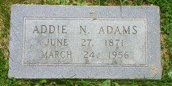 Addie N. Adams