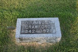Pvt Columbus Marion Crawford