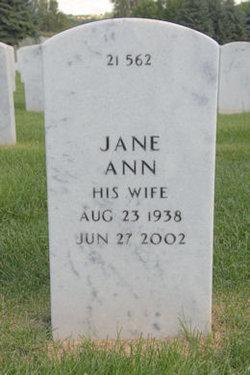 Jane Ann Birely