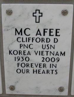Clifford Daniel McAfee
