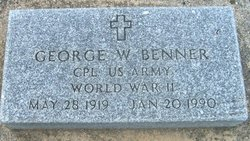 George Wallace Benner
