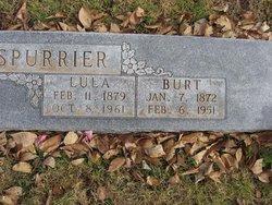 Frances Lula <i>Stevens</i> Spurrier