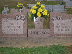 Pachia <i>Garmon</i> Anderson