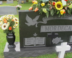 John Ralph Mordecai