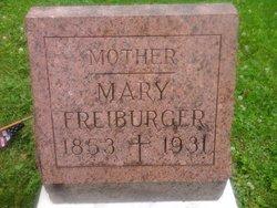 Mary F. <i>Miller</i> Freiburger