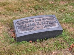 William Edward Altman