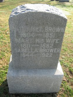Mary <i>McKinley</i> Brown