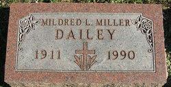 Mildred L. <i>Miller</i> Dailey