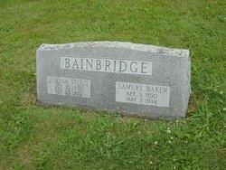 Jemima Adelaide <i>Stout</i> Bainbridge