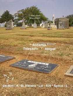 Telesforo Aldama
