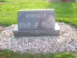 Fred C Culver