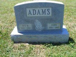 Ivy M. Adams