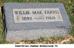 Willie Mae Farris