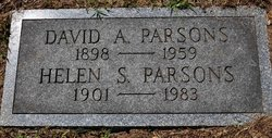 David Armstrong Parsons, Sr