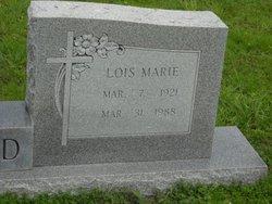Lois Marie <i>Massey</i> Ballard