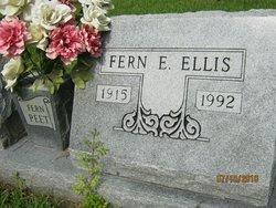 Fern Elnora <i>Peet</i> Ellis