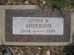Luther N Anderson