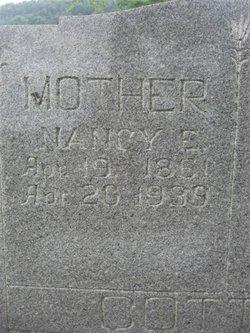 Nancy E <i>Watts</i> Cotton