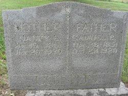 Samuel B Cotton