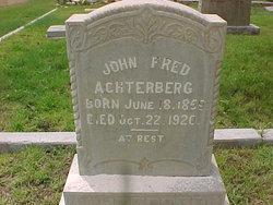 John Frederick Achterberg