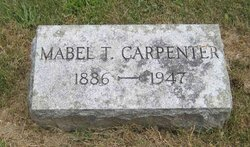 Mabel <i>Tallmadge</i> Carpenter