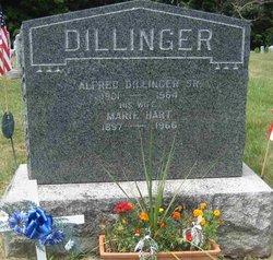 Marie <i>Hart</i> Dillinger