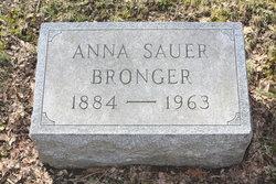 Annie G. <i>Eschman</i> Bronger