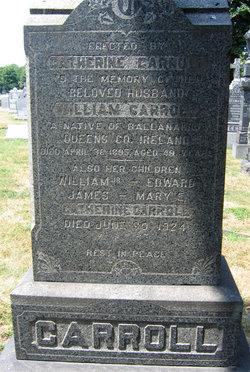 Catherine Carroll