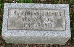 Ina <i>Morlan</i> Cleevely