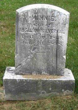Minnie Silvernail