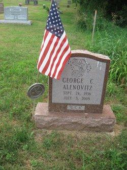 George C Alenovitz