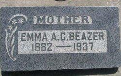 Emma Adelaide <i>Cook</i> Beazer