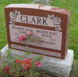Mildred Mary <i>Munch</i> Clark
