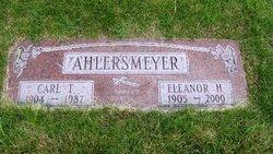 Eleanor H Ahlersmeyer