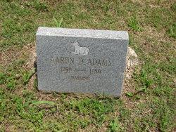 Aaron D. Adams