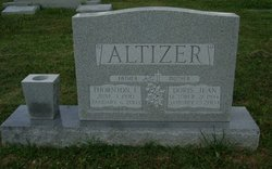 Doris Jean Altizer