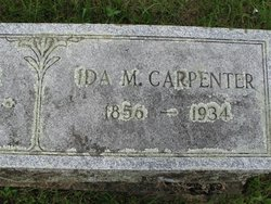 Ida M Carpenter