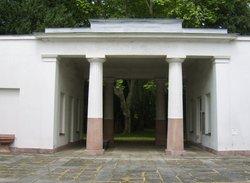 Alter J�discher Friedhof