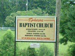 Ephesus Baptist Church Cemetery