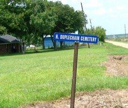 H. Duplechain Cemetery